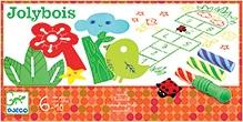 Djeco Jolibois Hopscotch - Skill Game