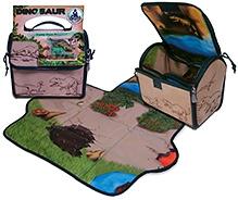 Neat-Oh! Dinosaur Carry Case Playmat