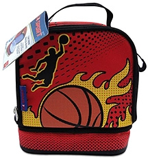 Go Sport Basketball Lunch Box