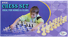 Nirmal PVC Chess Set