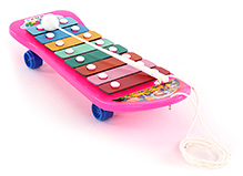 Speedage 2 In 1 Pull Along Music Masti Xylophone