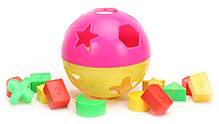 Venus Learning Shapes Ball - 48 cm