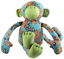 Kidocent Cheecky The Monkey Soft Toy - 25 Inches