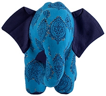 Kidocent Ellie The Elephant Soft Toy - 13 Inches