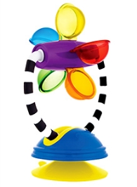 Sassy Spin And Spill Bath Toy - 16 Cm