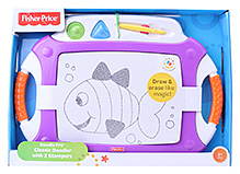 Fisher Price Doodle Pro Classic Doodler With 2 Stampers