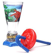 Spider Man Trophy Tumbler Blue - 200 ml