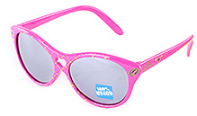 Disney Princess Oval Shaped Heart Pink Sunglass