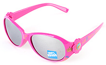 Disney Princess Crown Dark Pink Sunglasses