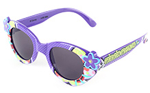 Mickey Mouse And Friends Minnie Mouse Purple Sunglasses
