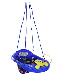 Infanto Blue Activity Swing Teddy Print