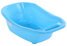 Fab N Funky Blue Baby Bath Tub