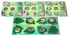Zapak Games Jungle Life Junior Multiple Version Memory Board Game - 3 Years Plus