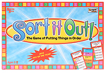 Zapak Sort It Out Board Game - 8 Years Plus