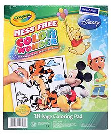 Crayola Color Wonder Disney Coloring Pad - 3 Years Plus