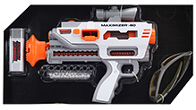 Fab N Funky Max Force Maximizer 60 Toy Gun With Eye Wear - 6 Pieces