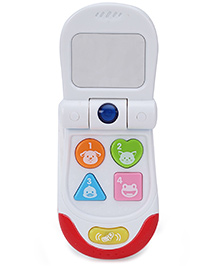 Winfun My Flip Up Sound Phone - 3 Months Plus