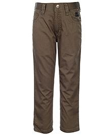 Gini & Jony Full Length Trouser With Belt