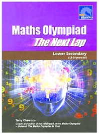Singapore Asian Publication Maths Olympiad The Next Lap - English