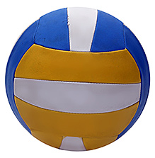 Fab N Funky Synthetic Leather Volleyball