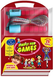 Sterling Simply Fun Games - More Than 25 Games