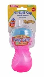 Nuby - Super Spout Easy Grip No Spill Cup