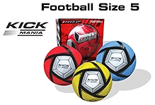 Speed Up Kick Mania Football 1 Piece - Size 5