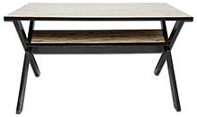 Lakdi Ki Kathi Wooden X Factor Play Table - 36 X 18 X 21 cm