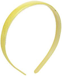 Stol'n Hair Band - Yellow
