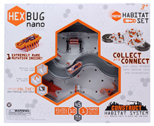 Hexbug Nano Collect And Connect Hive Habitat Set