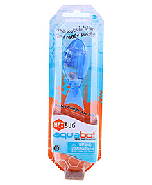Hexbug Aquabot Smart Fish Blue - 3 Years Plus