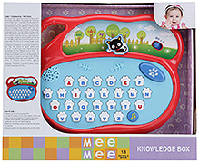 Mee Mee Knowledge Box - 18 Months Plus