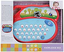 Mee Mee Knowledge Box - 18 Months Plus