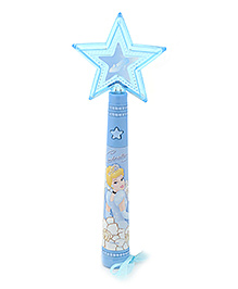Disney Princess Star Wand Cindrella Print - Blue