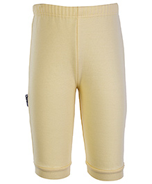 Child World Legging - Yellow