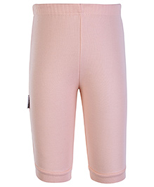 Child World Legging - Peach