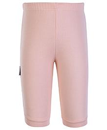 Child World Fleecy Fabric Peach Legging