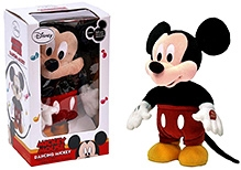 Disney Mickey Soft Toy With Dancing And Singing Wings Module - 12 Inch