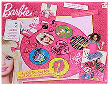 Barbie Dancing Mat - 85.5 X 79 Cm