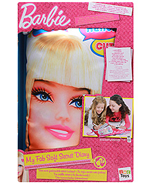 Barbie My Fab Soft Secret Diary - 10.5 X 14.5 Cm