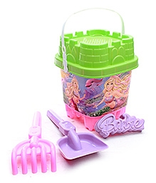 Barbie Small Castle Bucket Set