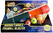 Uncle Milton Roman Candle Fireball Blaster