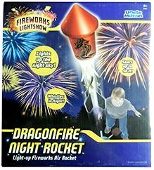 Uncle Milton Dragonfire Night Rocket