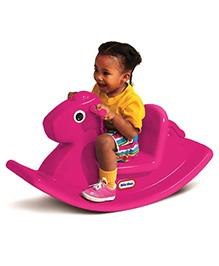 Little Tikes Rocking Horse - Pink