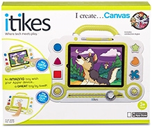 iTikes Canvas Toy
