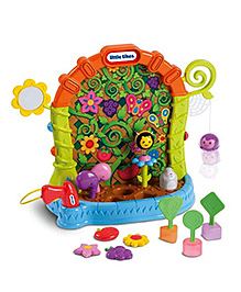 Little Tikes Activity Garden Plant N Play - Multicolor