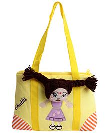 Dimpy Stuff Chutki Picnic Bag - Yellow