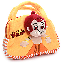 Chhota Bheem Picnic Hand Bag - Orange