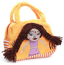 Dimpy Stuff Chutki Picnic Hand Bag - Orange