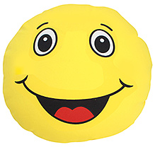 Dimpy Stuff Spandex Cushion Happy Yellow